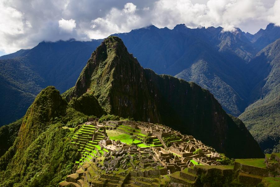 Photographe paysage Machu Picchu