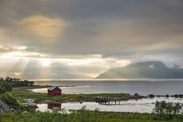 Photographe paysage norvège lofoten