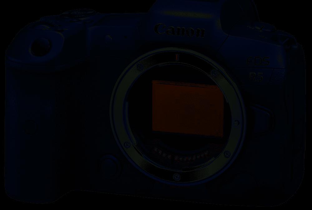 Test Canon R5